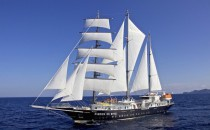 Trend verkehrt: Bei Bow Line legen Schiffe mit maximal 50 Passagieren ab