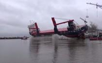Video: Stapellauf Nordana Sky auf der Ferus Smit Werft