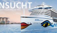 Buchungsstart AIDA Katalog 2016/2017 am 07.10.2015