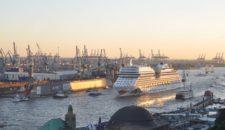 Kreuzfahrtstandort Hamburg erneut ausgezeichnet
