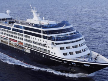 Azamara Quest © Azamara Club Cruises