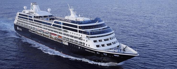 Azamara Quest © Azamara Club Cruises