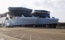 Fayard Werft: Umbau Berlin und Kopenhagen von Scandlines