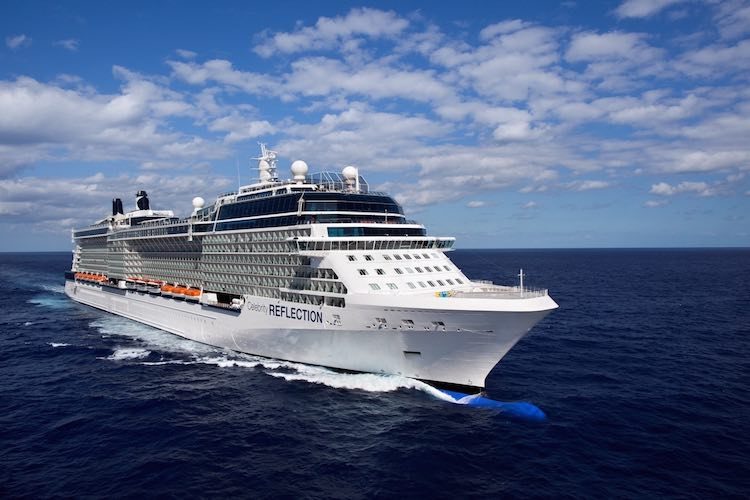 Celebrity Reflection / © Celebrity Cruises