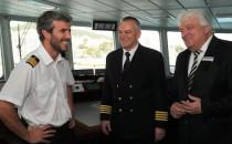 Hans Meiser: 78 Tage Kreuzfahrtdirektor auf MS Hamburg in 2016
