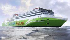 Vertrag gezeichnet: Meyer Turku baut Tallink LNG Fähre