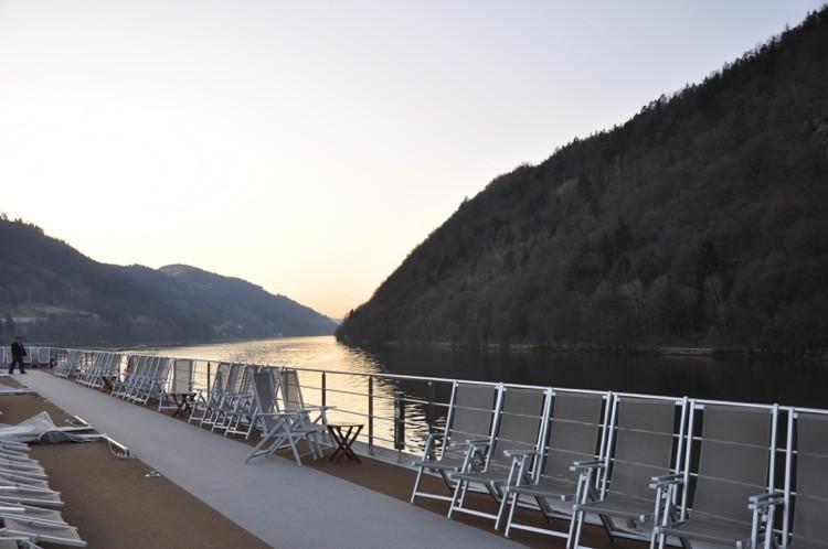 Passau: Strenge Auflagen für Flusskreuzfahrtschiffe