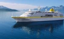 MS Hamburg umrundet Afrika im Frühjahr 2016