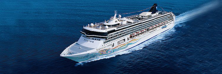 Norwegian Spirit © Norwegian Cruise Line