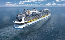 Ovation of the Seas: Erst Welttournee, dann China