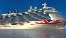 P&O Britannia startet ab Saint Lucia auf Karibik-Kreuzfahrten