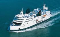 Prinsesse Benedikte: Hybridfähre im Dock umgekippt