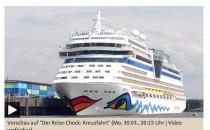 Reise-Check Kreuzfahrt auf ARD