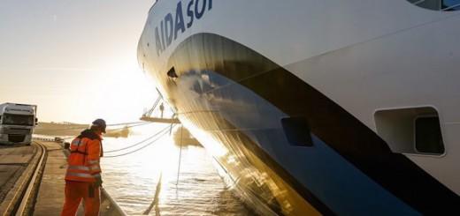 AIDAsol mit Emma-Monitoring von ABB ausgerüstet / © AIDA Cruises