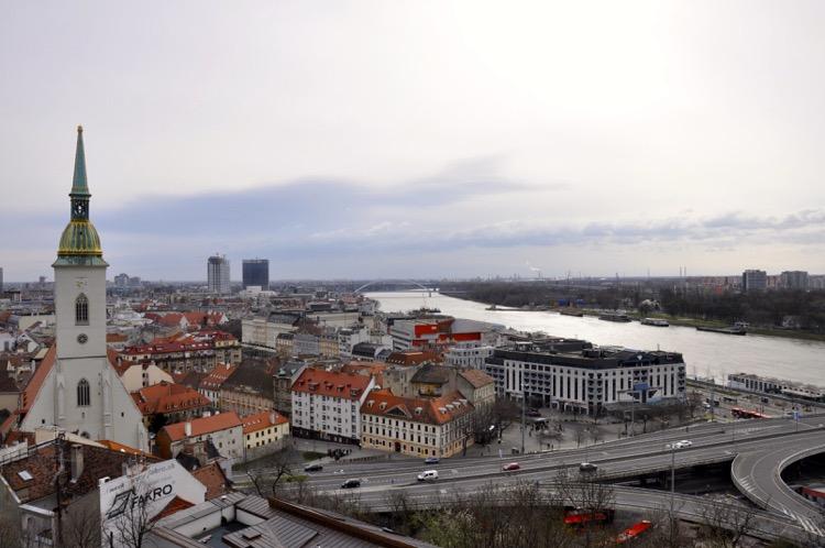 Reisebericht MS Ariana Donau-Kreuzfahrt: Bratislava