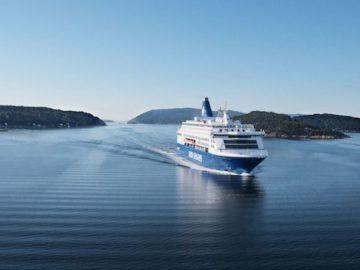 Pearl Seaways in Norwegen / © DFDS Seaways