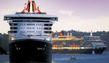 Queen Mary 2 vor der Elbphilharmonie – Dein Traumfoto selbst machen!