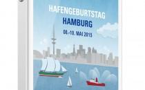Smartphone App für Hamburger Hafengeburtstag 2015