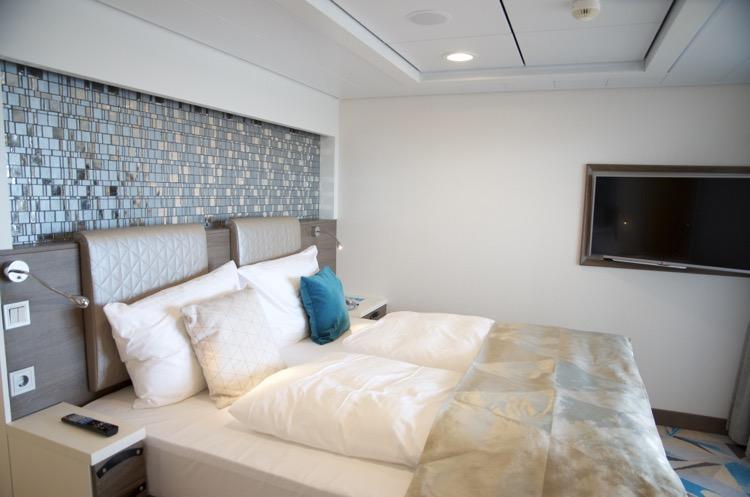 Diamant Suite 6176 - Schlafzimmer - Mein Schiff 4