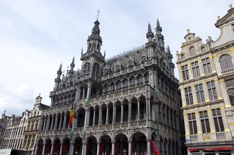Marktplatz Brüssel