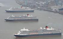 Bücher: 175 Jahre Cunard Line von Ingo Thiel