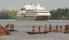 Asien und Pazifik-Kreuzfahrten mit Ponant Yachten in 2016/2017