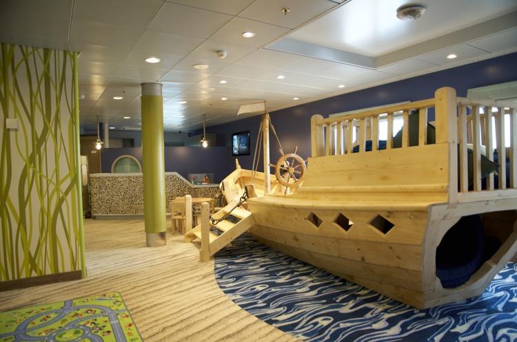 Kidsclub - Mein Schiff 4