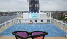 Mein Schiff 4 Rundgang: Erste Bilder