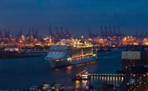 MSC Kreuzfahrten mit Fesselballon auf den Cruise Days 2015