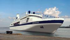 MS Deutschland: World Odyssey fährt noch 10 Jahre für Semester at Sea – Studieren auf hoher See