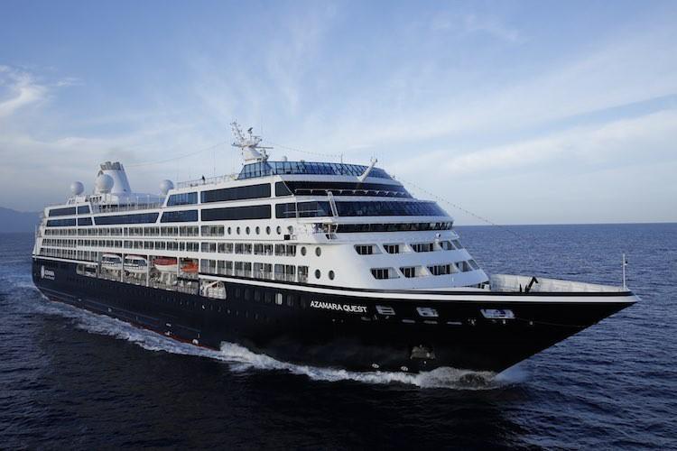 Azamara Quest - baugleiche Schwester der Azamara Journey / © Azamara Club Cruises