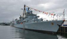 Kieler Woche 2015: Über 50 Marineschiffe und -boote zu Gast