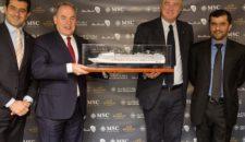Etihad ist neuer Fly&Cruise Partner von MSC Kreuzfahrten
