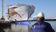 Bis 2025 werden 75 neue Kreuzfahrtschiffe gebaut