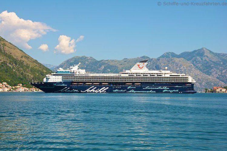 Mein Schiff 2 von TUI Cruises