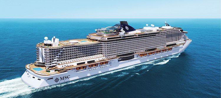 MSC Seaside / MSC Kreuzfahrten
