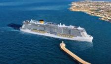 Meyer Werft baut LNG-Schiffe für Carnival Cruise Line und P&O Cruises
