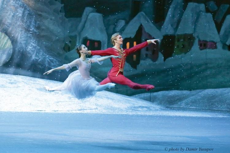 Daria Khokhlova und Artemy Belyakov - Ballettstars auf hoher See / © Silversea Cruises