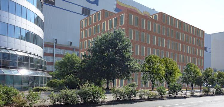 Meyer Werft baut für 10 Millionen Euro neues Entwicklungszentrum in Papenburg / © Meyer Werft