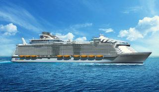Harmony of the Seas / © Royal Caribbean