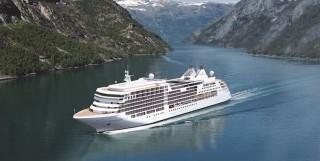 """Silversea´s neues Schiff """"Silver Muse"""" / © Silversea Cruises"""