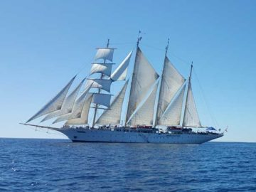 Star Flyer der Reederei Star Clippers