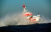 Segler von brennender Yacht gerettet