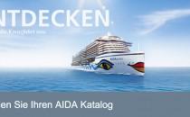 Bestellen: Neuer AIDA Katalog 2016/2017