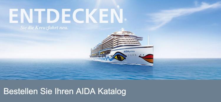 AIDA Katalog 2016/2017 vorbestellen © AIDA Cruises