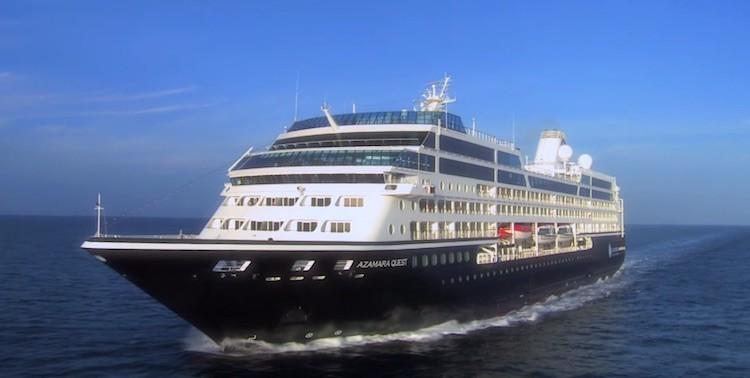Azamara Quest nach umfangreicher Modernisierung / © Azamara Club Cruises