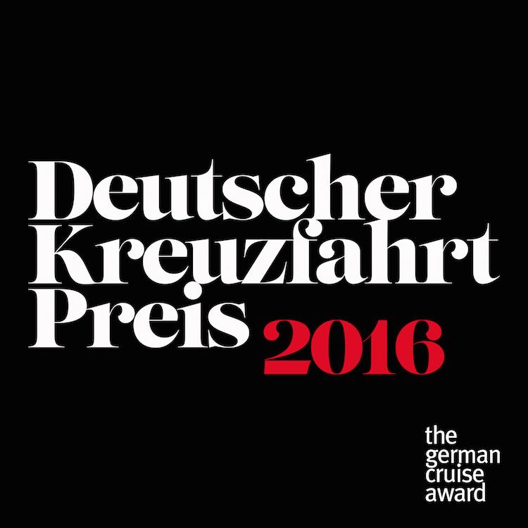 Deutscher Kreuzfahrtpreis 2016