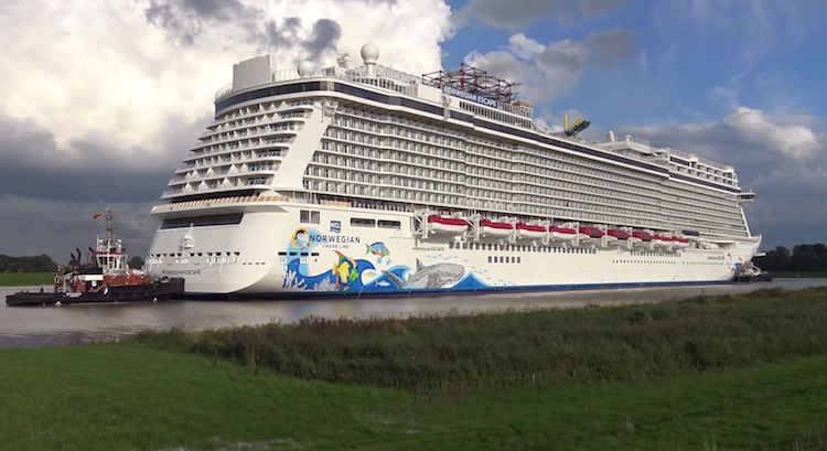 Norwegian Escape / © Nils Kallmeyer