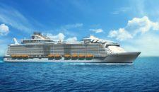 Royal Caribbean bietet Flüge zu Mittelmeer Häfen ab Dortmund