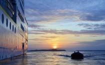 Asien-Kreuzfahrten mit der MS Hamburg